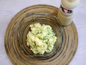 塩麹_ポテトサラダ2