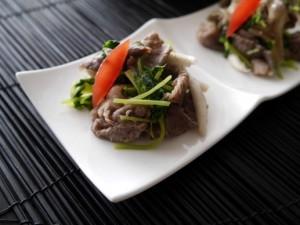塩麹_牛肉焼き1